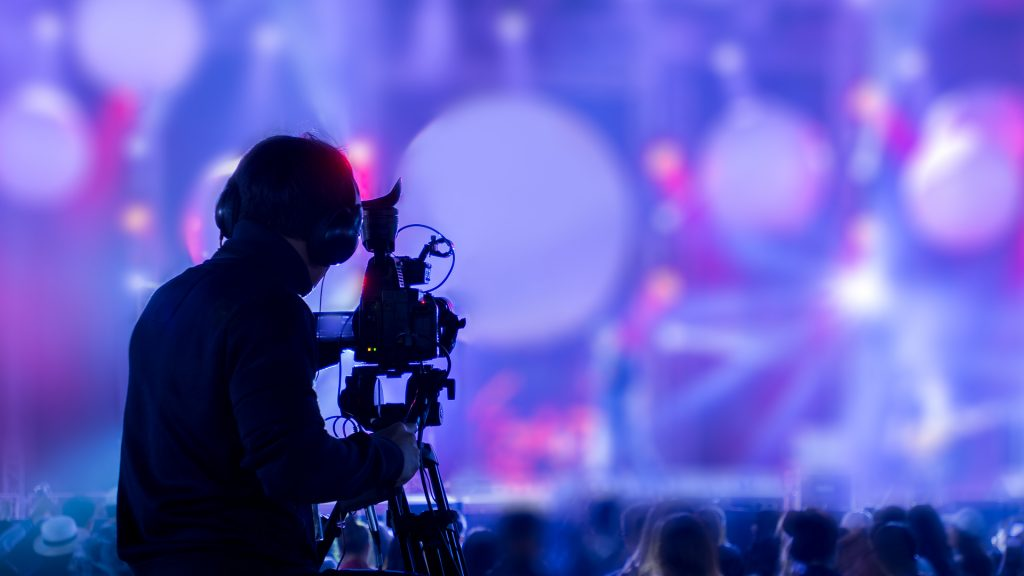PRODUCTION360° website, newsletter and event for the production industry