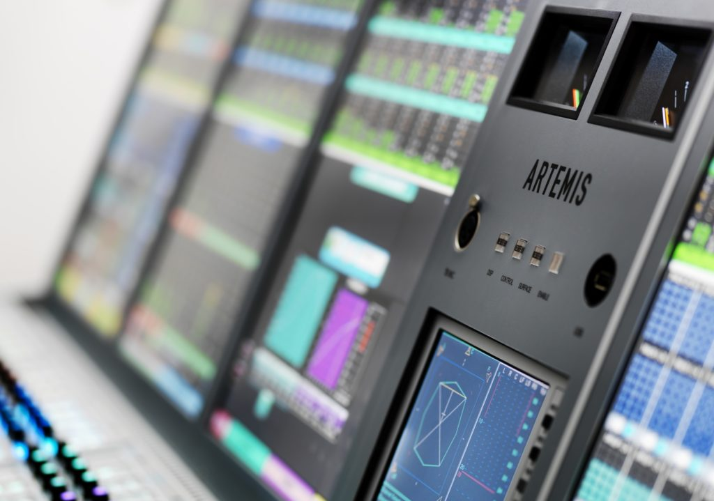 Calrec consoles and remote production technology for NBC Olympics' Tokyo coverage