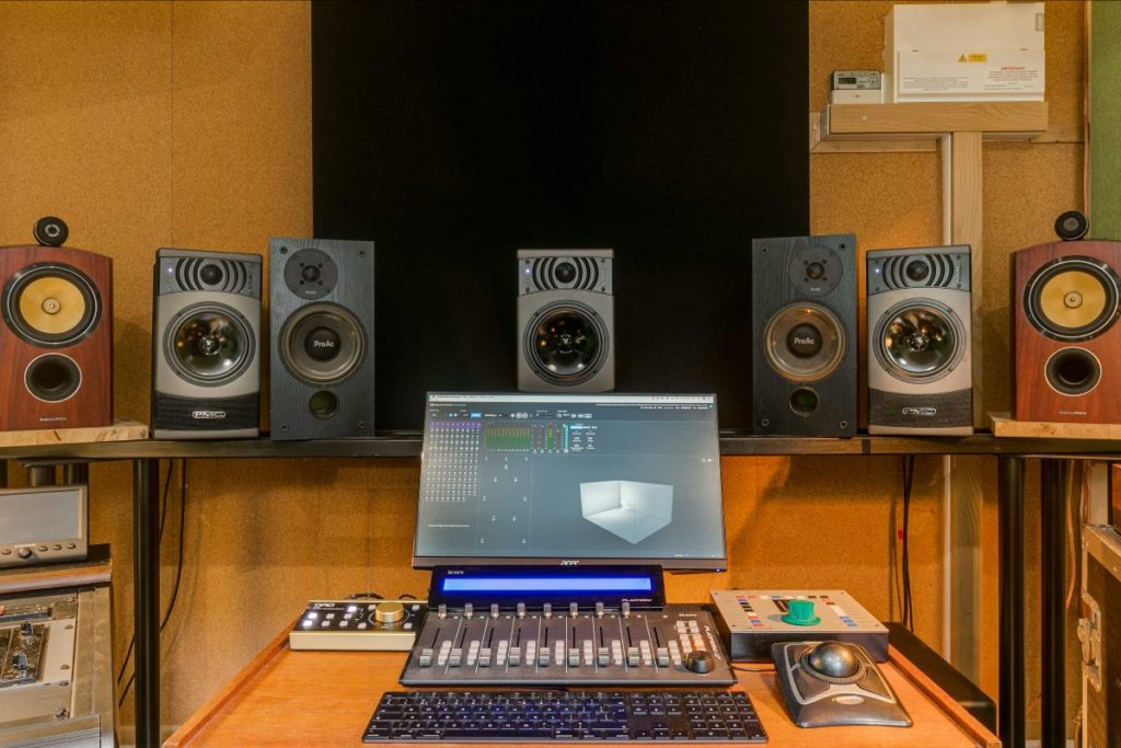 Eastcote chooses PMC monitors for new Dolby Atmos music mixing studio