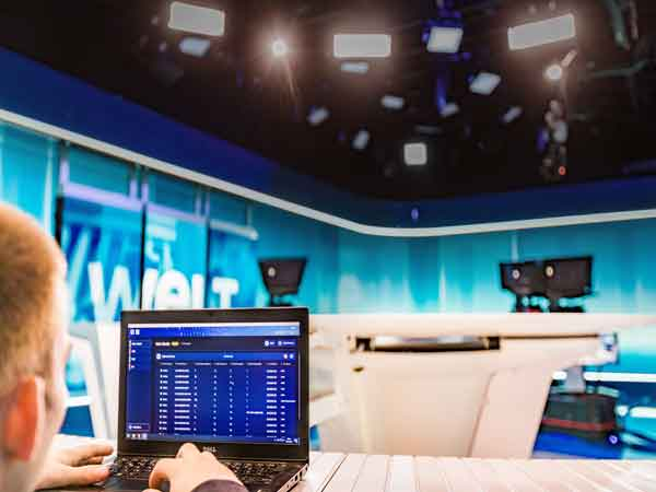 This new software platform, designed by ARRI's Solutions Group, enables the management of broadcast studio lighting networks from anywhere.