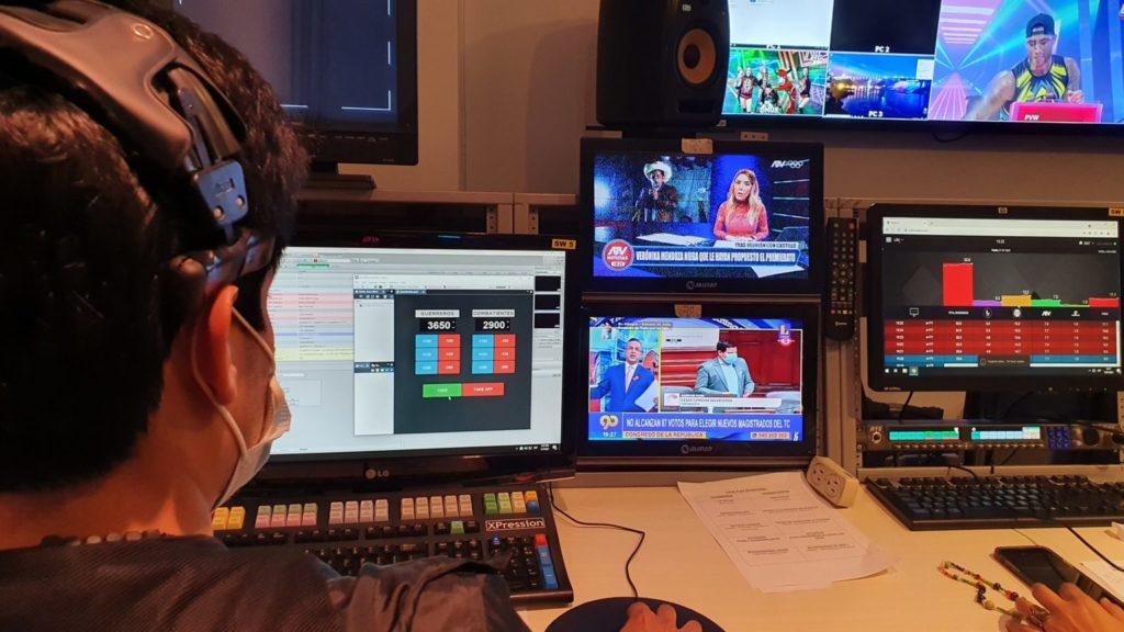 América Televisión chooses Ross Video's Inception Cloud platform to improve production offering