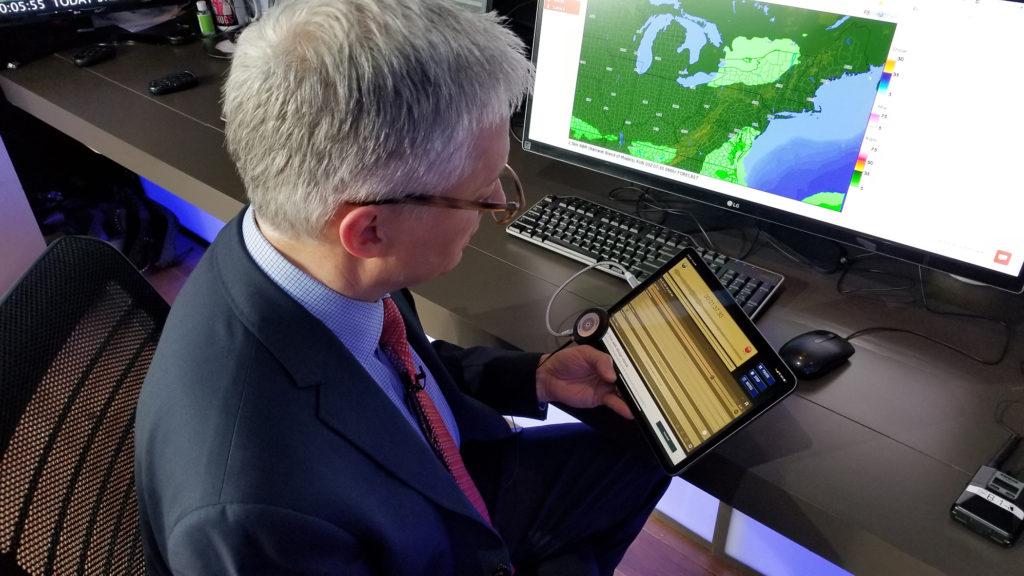 DPA Microphones make legendary meteorologist Bill Henley sound better than ever