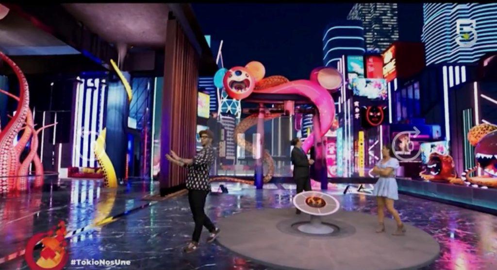 Polygon Labs creates Tokyo-based virtual set for TUDN