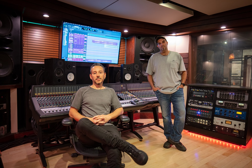 New York's Quad Studios installs a Neve G64 Genesys Black console in one of its most iconic rooms