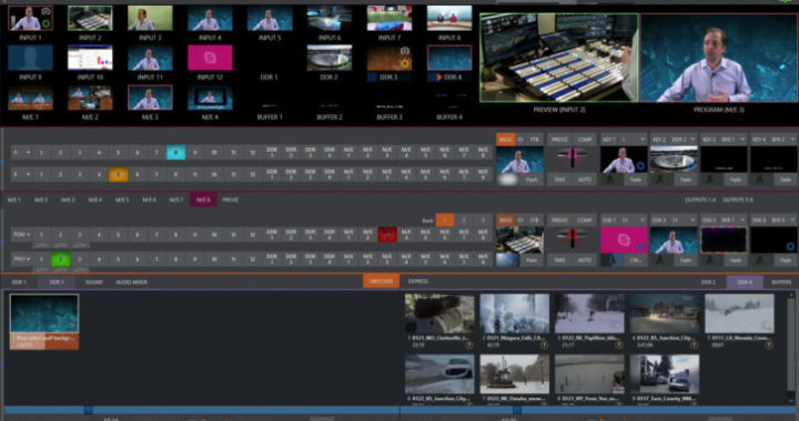 ASG adds Viz Vectar Plus to virtual production control room