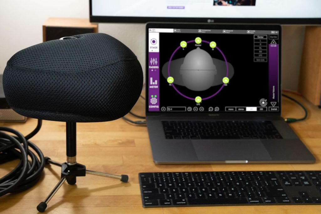 DPA Microphones and KLANG:technologies collaborate on fully immersive in-ear solution