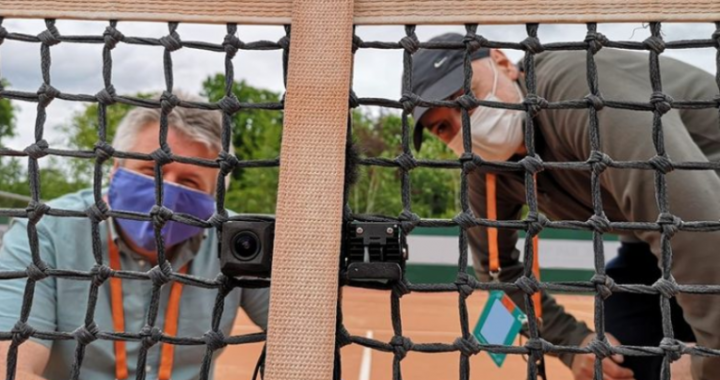 Gravity Media and Dream Chip join forces to serve up unique tennis coverage