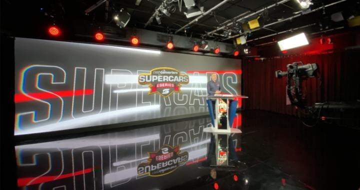 Gravity Media installs Australia's first broadcast studio LED wall