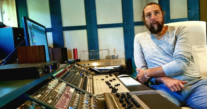 Sweden's Kingside Studio updates its workflow with a Neve 8424 console