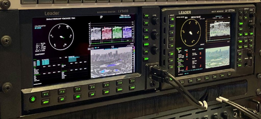 Leader Electronics reports busy summer of sport