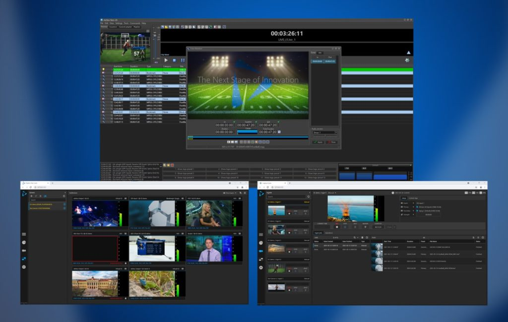 PlayBox Neo schedulesWhat's New in Broadcast webinar