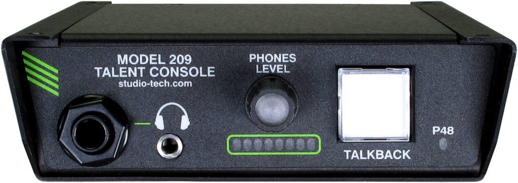 Studio Technologies presents specialised Dante Talent console