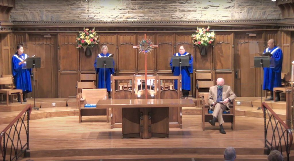 DPA Microphones enable Delaware's Westminster Presbyterian Church to live stream its services