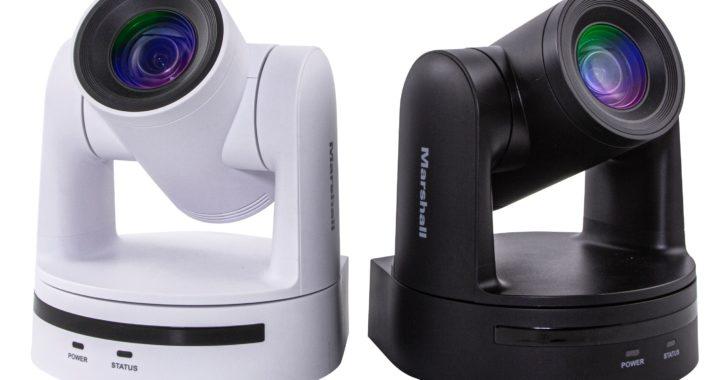 Marshall unveils new entry level PTZ camera