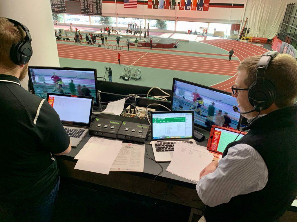 Harvard University Athletics enhances broadcast audio with Studio Technologies